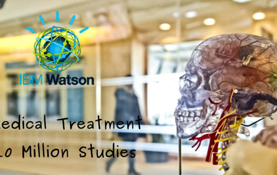 IBM Watson correctly diagnosis rare form of leukemia