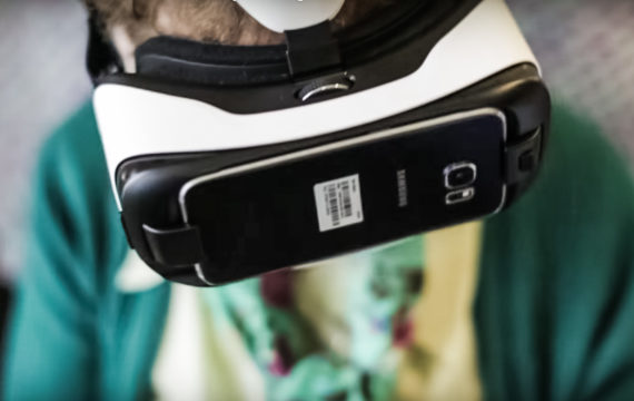 Virtual Reality for elderly with dementia