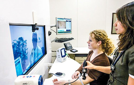 Telehealth is becoming a no-brainer quickly