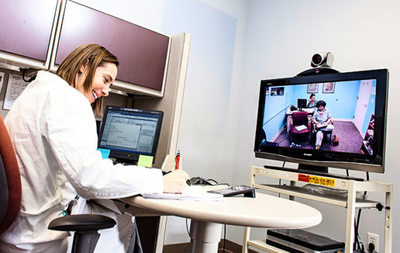 Telemedicine has positive effect on environmental and travel costs