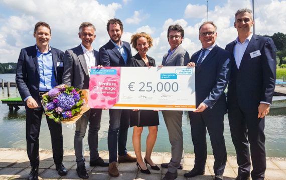 Dutch Venture Challenge award for X-Heal diagnostic technology