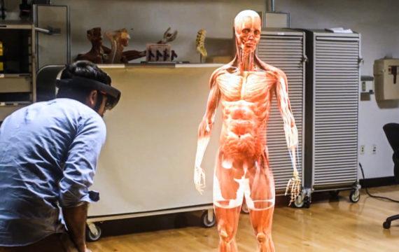 Duke University testing HoloLens for brain surgery