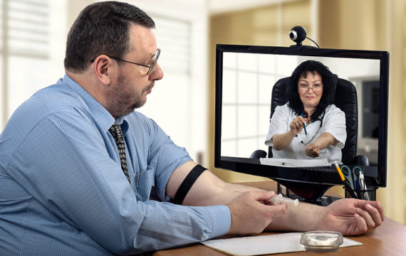 Telemedicine: a big, almost untapped potential to save time and money