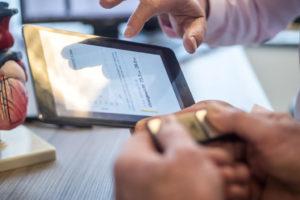 Van de gebruikers van e-health dienst Hartwacht krijgt 64 procent binnen drie maanden de bloeddruk omlaag.