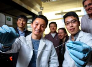 Op spinnenweb geïnspireerd verwisselbaar implantaat om diabetes type 1 te bestrijden