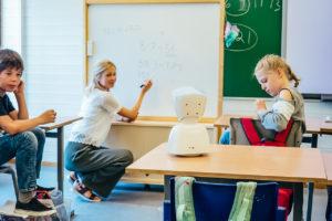 Sociale Robots ICT&health