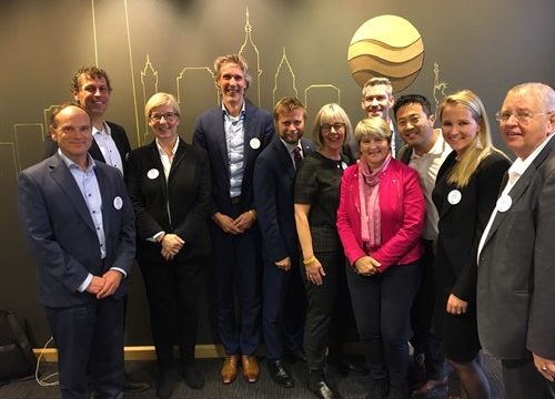Norway uses Dutch ParkinsonNet