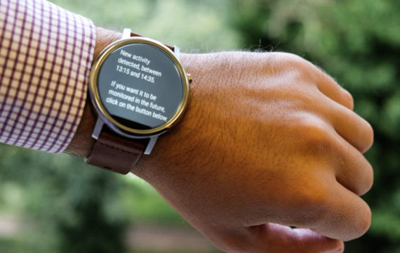 Algorithm lets smartwatches learn about peoples every move
