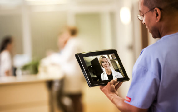 More than 50% healthcare professionals believe telehealth is big priority