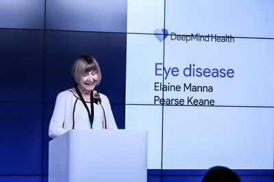 Google DeepMind talks with worried patients about its healthcare plans