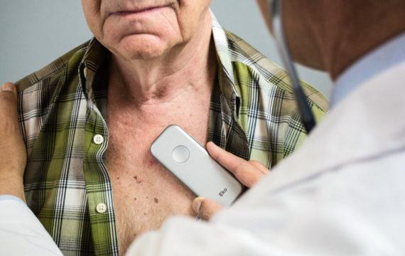 Smart stethoscope by Eko cleared by FDA