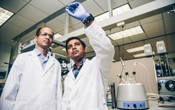 Engineers at FIU develop wearable sensor to battle excessive drinking