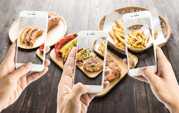 Measuring calories by reading tweets can improve public health