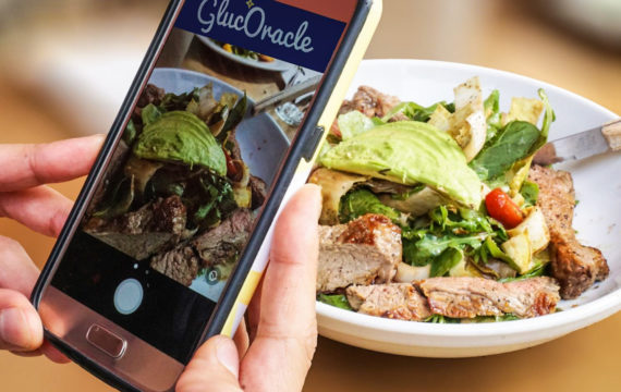 App helps to predict impact food on blood sugar levels