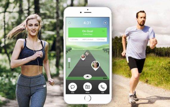 Getting fit with a personal trainer on the go with Gixo
