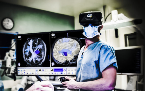 HTC invests in VR software developer Surgical Theater