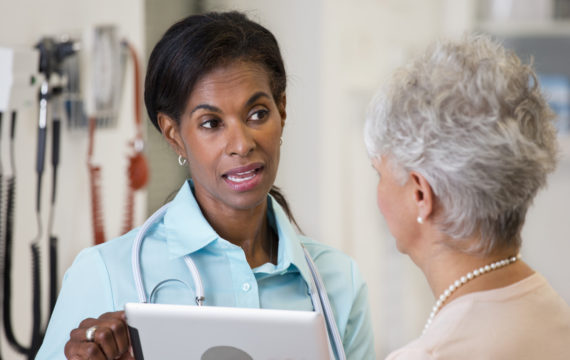 Patients expect more from data sharing than what is possible