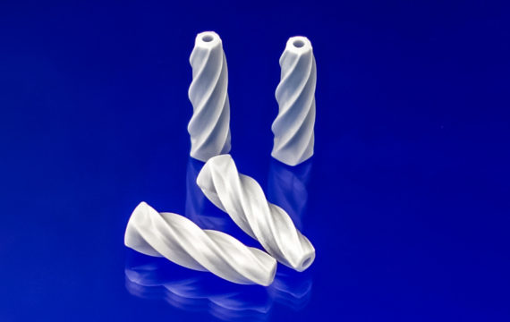 New bioceramic screw revolutionize setting of complex bone fractures