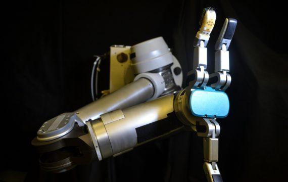 New flexible sensor skin has real sense of touch