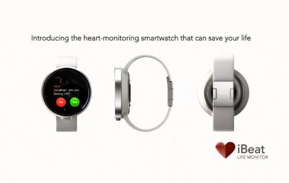 Startup iBeat and Dr. Mehmet Oz launch watch for heart patients