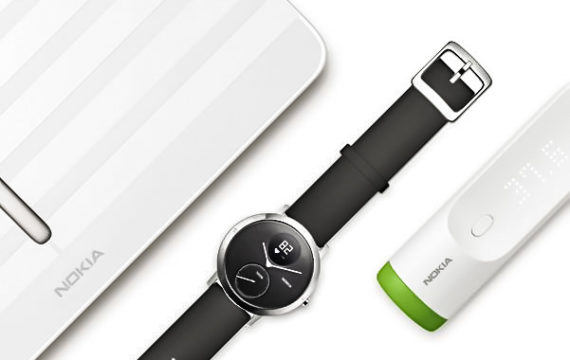 Withings relaunches under  Nokia brand, early summer 2017