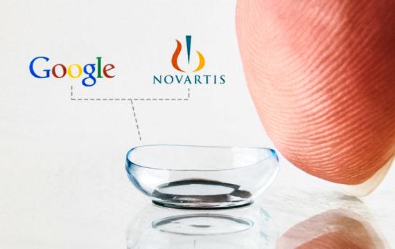 Novartis postpones testing Google's smart contact lens
