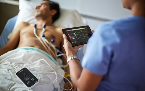 Mobile health devices key in improving heart patient therapy, survival