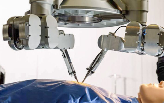 Dutch robot allows for super-microsurgical intervention