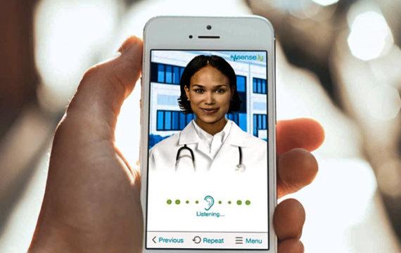 Virtual nurse app by Sense.ly raises $8 million from investors