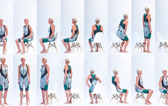 More mobility for the elderly with the Aura Power Suit