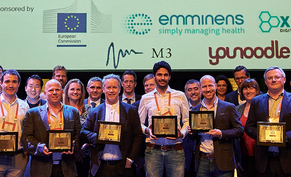 2016 EU SME eHealth Competition awards Symptoma, and iHealth, for their solutions