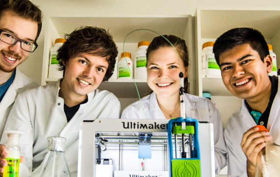 German students reach breakthrough in bio-printing