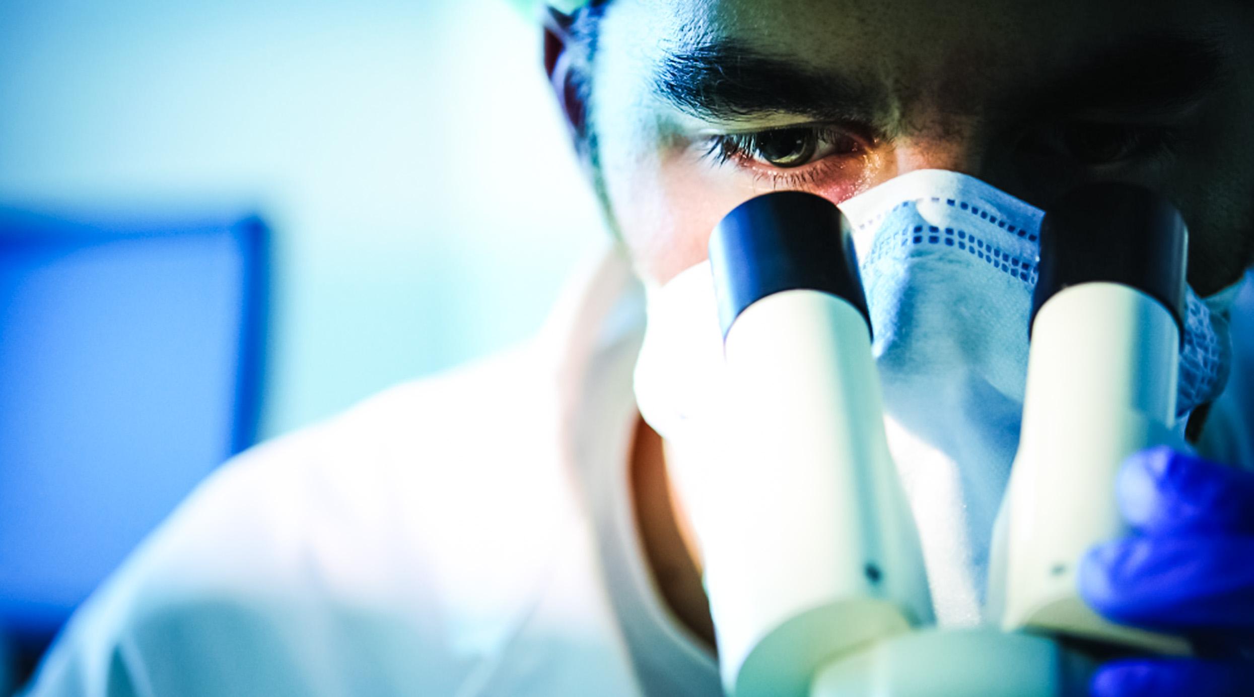 микроскопия мазка при уретрите