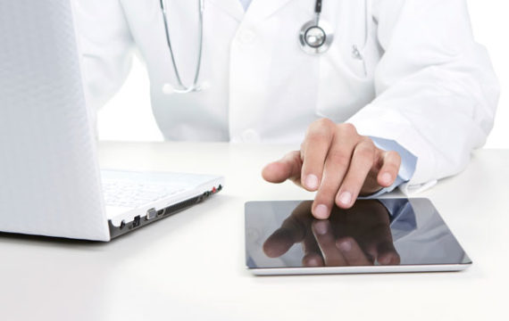 Online doctor visits are on the rise, according to Kaiser Permantente