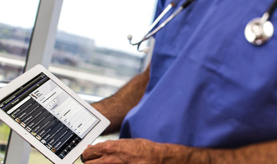 Mobile security a growing concern for hospitals