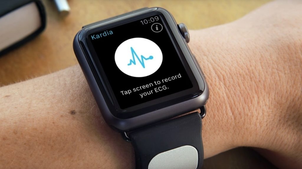 KardiaBand Apple Watch FDA