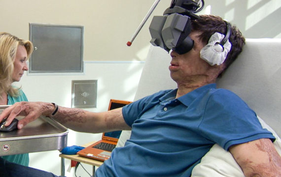 Virtual Reality Pain Hospital Digital health