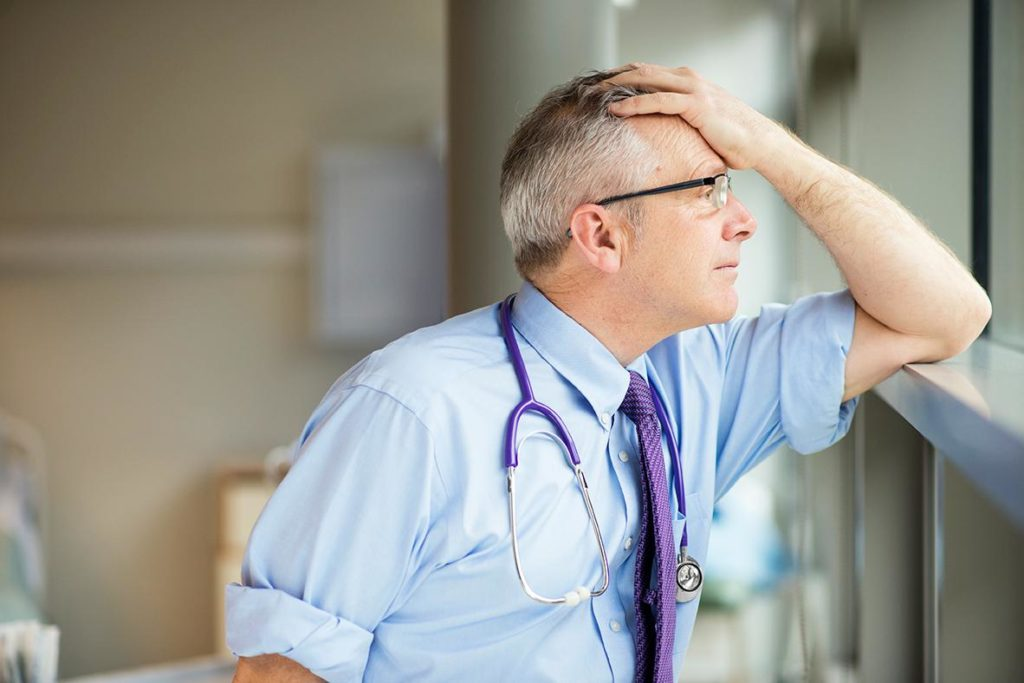 physician burnout healthcare