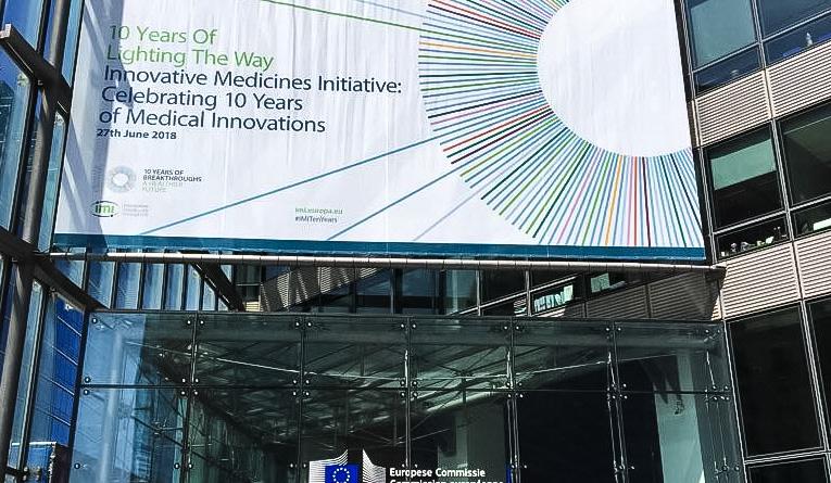 IMI Blockchain Pharma EU ICT&health