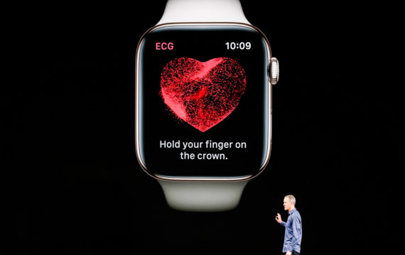 Mission Healthcare: Apple Watch Series 4 With Ecg And Fall Detection
