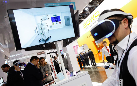 These Are The Most Promising Digital Health Innovations At Medica 2018