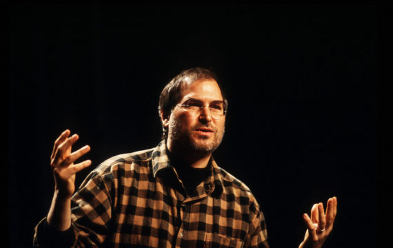 Steve Jobs Healthcare 1998
