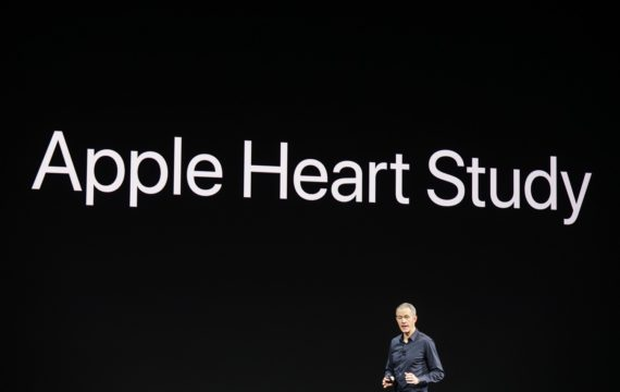 400.000 Volunteers Have Joined Apple And Stanford Watch Heart Study