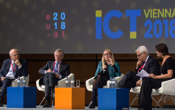 ICT2018 healthcare digital health ICT&health European Union