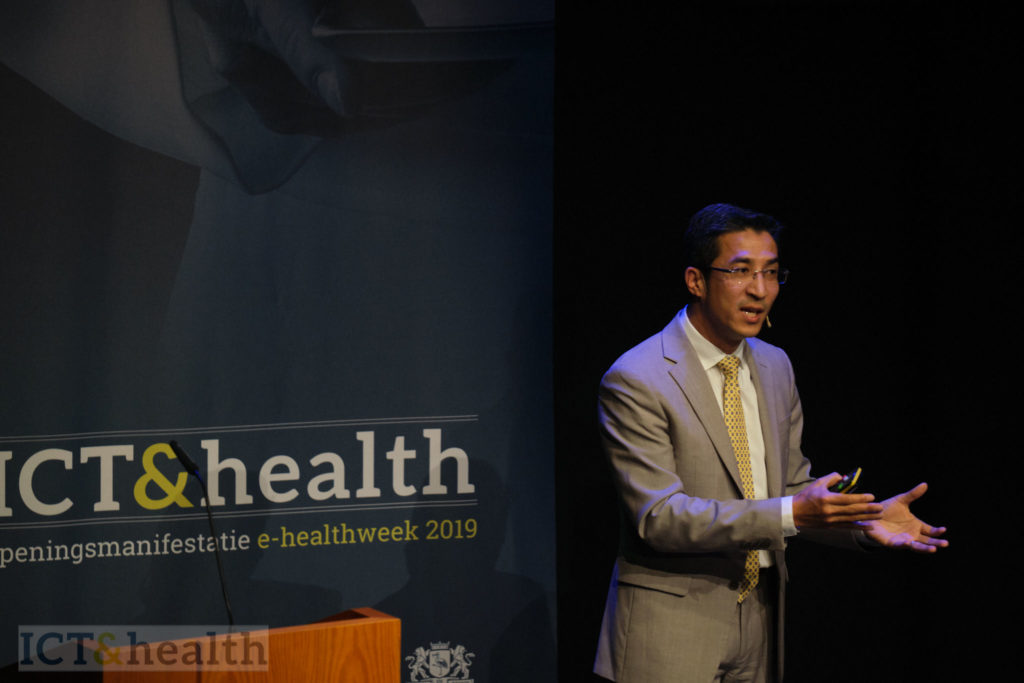 Rasu Shrestha, Atrium Health, ICT&health, digital health, healthcare
