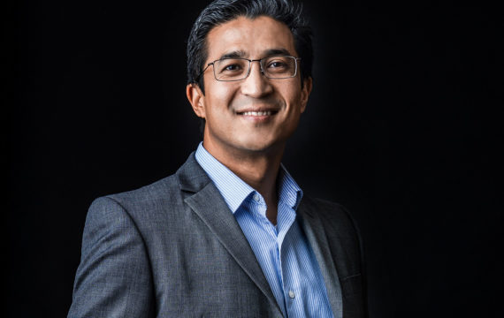 Rasu Shrestha, Atrium Health, digital health, ICT&health