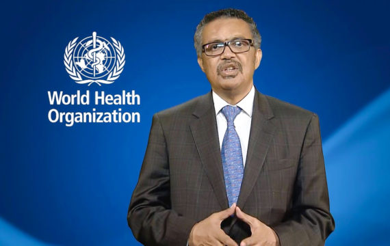 WHO, Digital health, Tedros Adhanhom