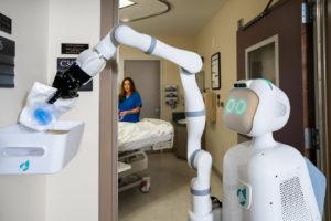 Robotics, healthcare, digital health, Innovations, ICT&health